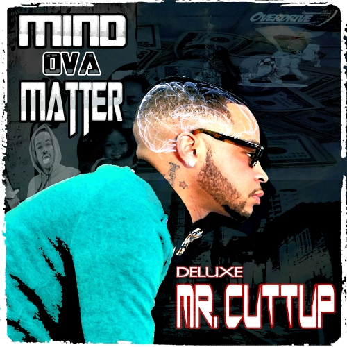 Mr. Cuttup M.O.M deluxe. cover