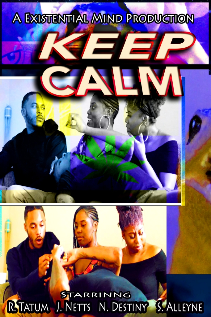 KEEP CALM IT'S 420